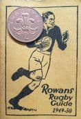 Rowans Rugby Guide 1949-50 (Midlands)